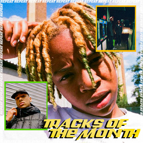 TRACKS OF THE MONTH - MAY