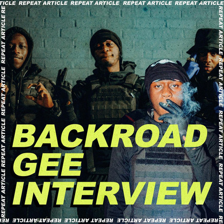 AN INTERVIEW WITH: BACKROAD GEE