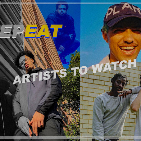 ARTISTS TO WATCH #2