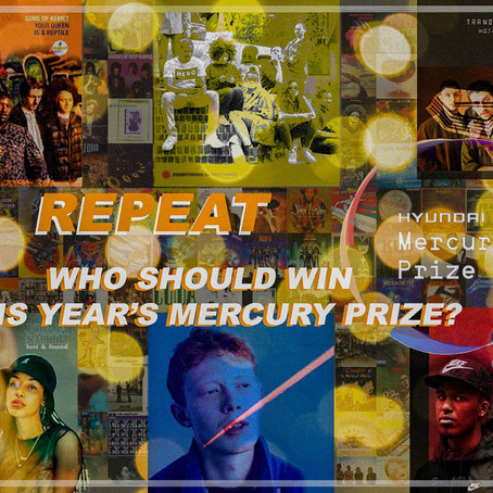 WHO SHOULD WIN THIS YEAR'S MERCURY PRIZE?