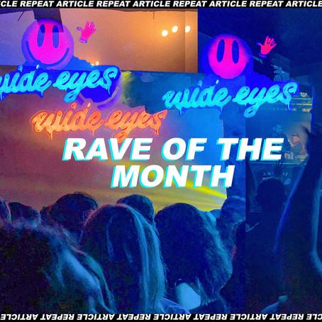 REPEAT'S RAVE OF THE MONTH -   Lakota Wide Eyes - Clipz / DJ Zinc (Jungle Set)