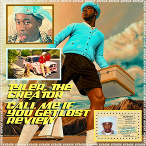 TYLER, THE CREATOR - CALL ME IF YOU GET LOST REVIEW