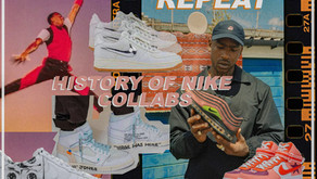 A HISTORY OF: NIKE COLLABORATIONS