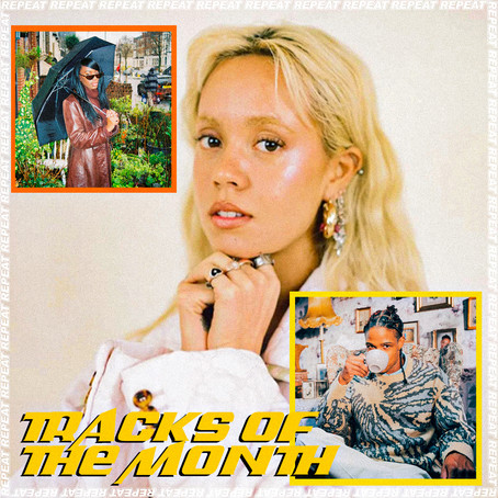 TRACKS OF THE MONTH - FEBRUARY