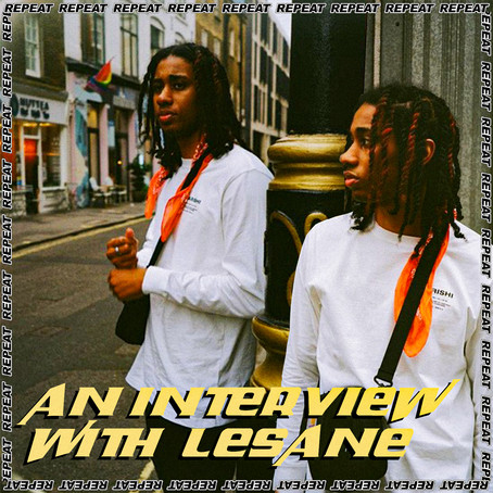 AN INTERVIEW WITH: LESANE