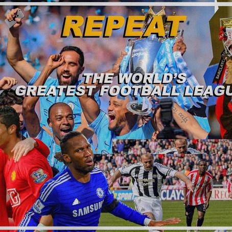 THE WORLD'S GREATEST FOOTBALL LEAGUE?