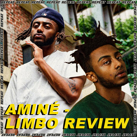 AMINÉ - LIMBO REVIEW