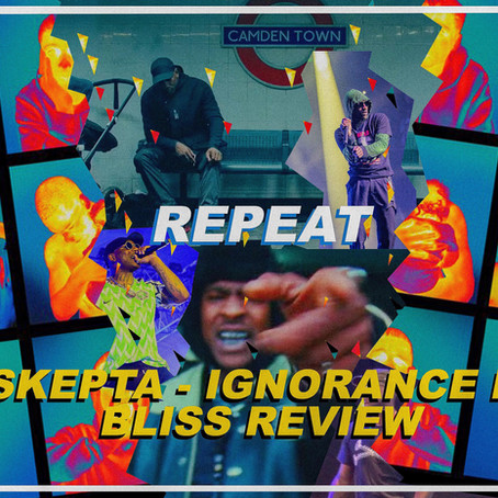 SKEPTA - IGNORANCE IS BLISS ALBUM REVIEW