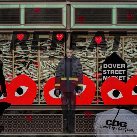 A HISTORY OF: DOVER STREET MARKET & COMME DES GARÇONS