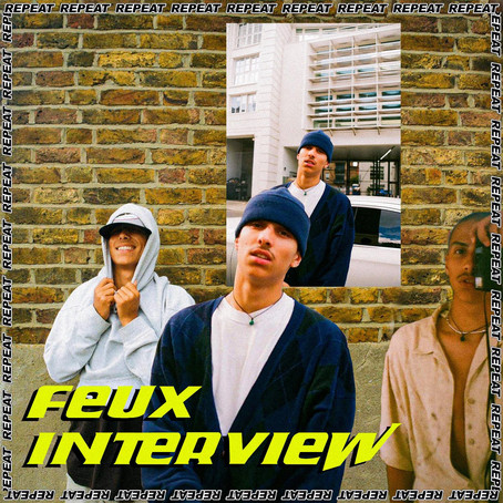 AN INTERVIEW WITH: FEUX