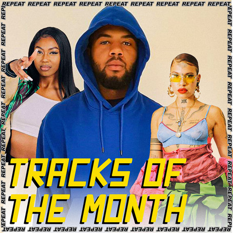 TRACKS OF THE MONTH - AUGUST