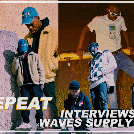 AN INTERVIEW WITH: WAVES SUPPLY. CO