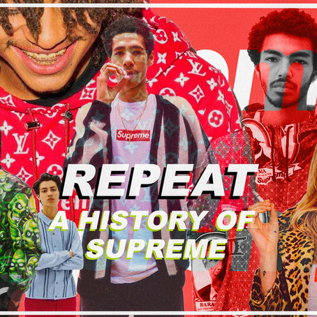 A HISTORY OF SUPREME