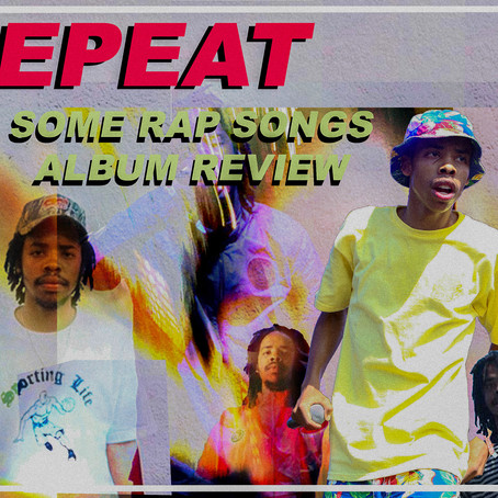 EARL SWEATSHIRT - SOME RAP SONGS REVIEW