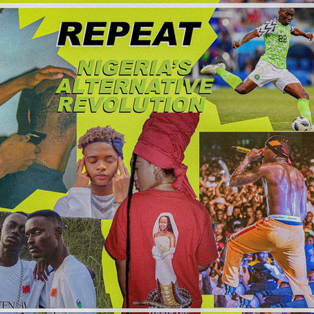 ALTÉ: NIGERIA'S ALTERNATIVE REVOLUTION