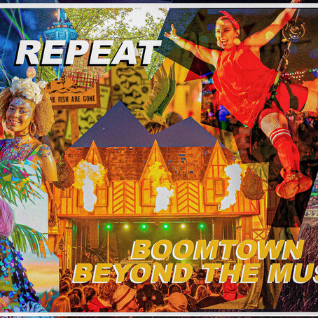 BOOMTOWN BEYOND THE MUSIC
