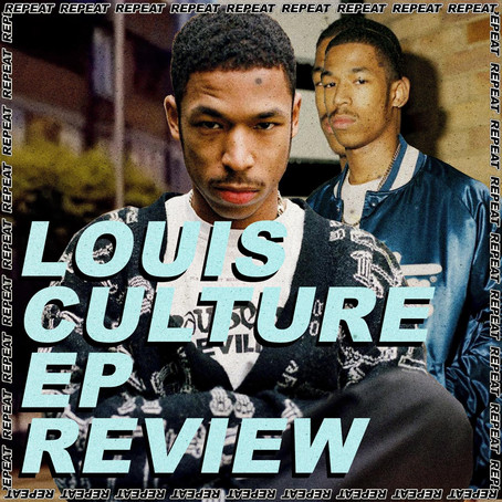 LOUIS CULTURE - SMILE SOUNDSYSTEM REVIEW