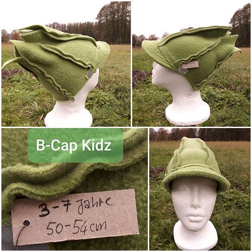 B-Cap Kidz, grün, unisex, für Kinder 3-7 Jahre, 50-54cm