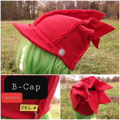 B-Cap rot, 1. Hand, XXL