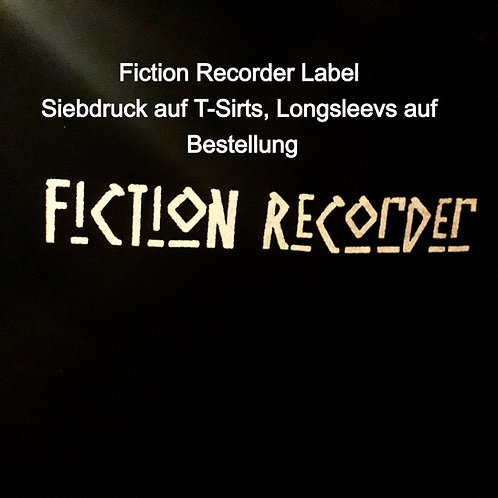 Fiction Recorder Siebdruck