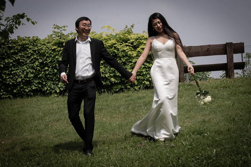 Brautpaarshooting auf Schloss Lichtenstein