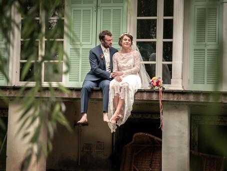 Hochzeitsreportage mit einem Traumpächen