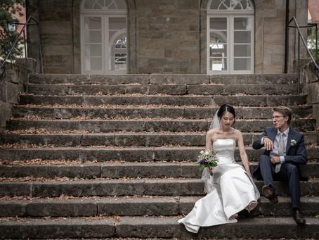 Hochzeitsreportage | Weddingreport | Schloss Fantasie | Bayreuth-Eckersdorf