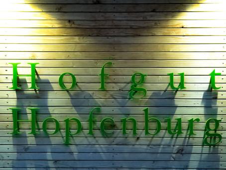 Fotografie auf Hofgut Hopfenburg