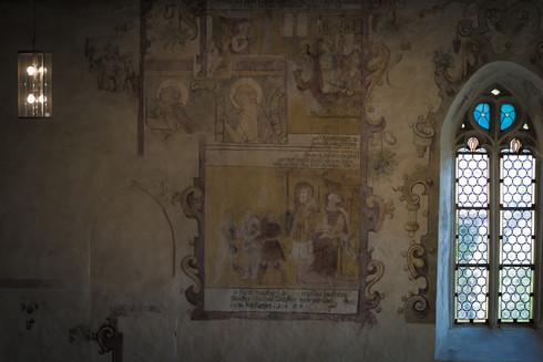 Kirchenbild historisch