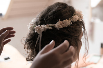 Haarreif für Braut
