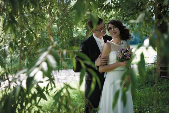 Reutlinger Pomologie Brautpaarshooting