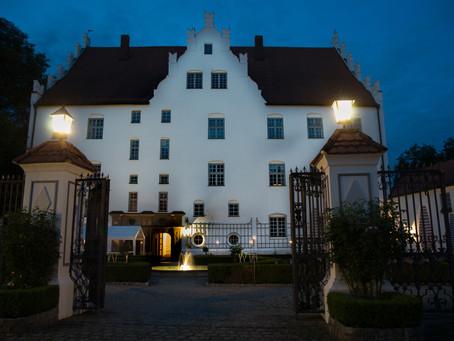 Hochzeitsfotografie Schloss Neuburg an der Kammel