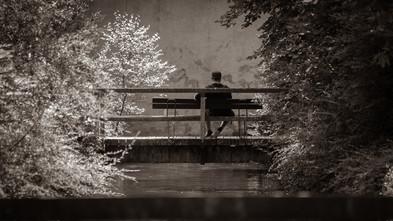 Brücke über die Lauter
