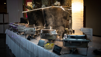 Catering Buffet Chafing dishes
