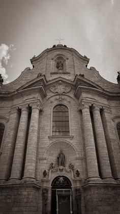 Kloster Zwiefalten von außen