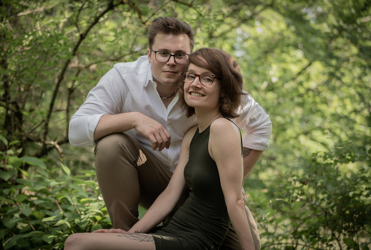 Brautpaar Shooting auf dem Albgut Münsingen