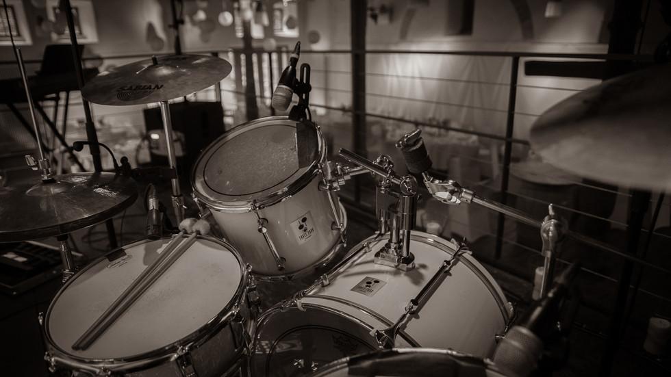 Schlagzeug Liveband