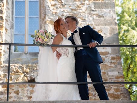 Hochzeitsreportage in Reutlingen mit Alicia und Manuel | Pomologie | Klostergarten Pfullingen