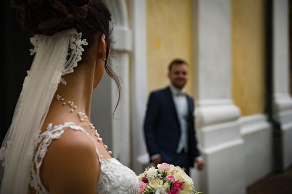Brautpaarshooting im Schloss Göppingen
