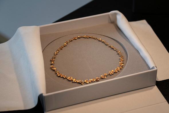 Halskette Gold für Braut
