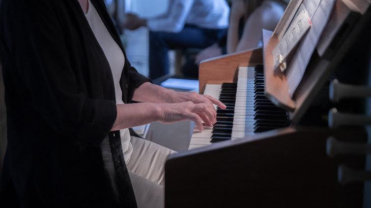 Orgelspiel zur Hochzeit