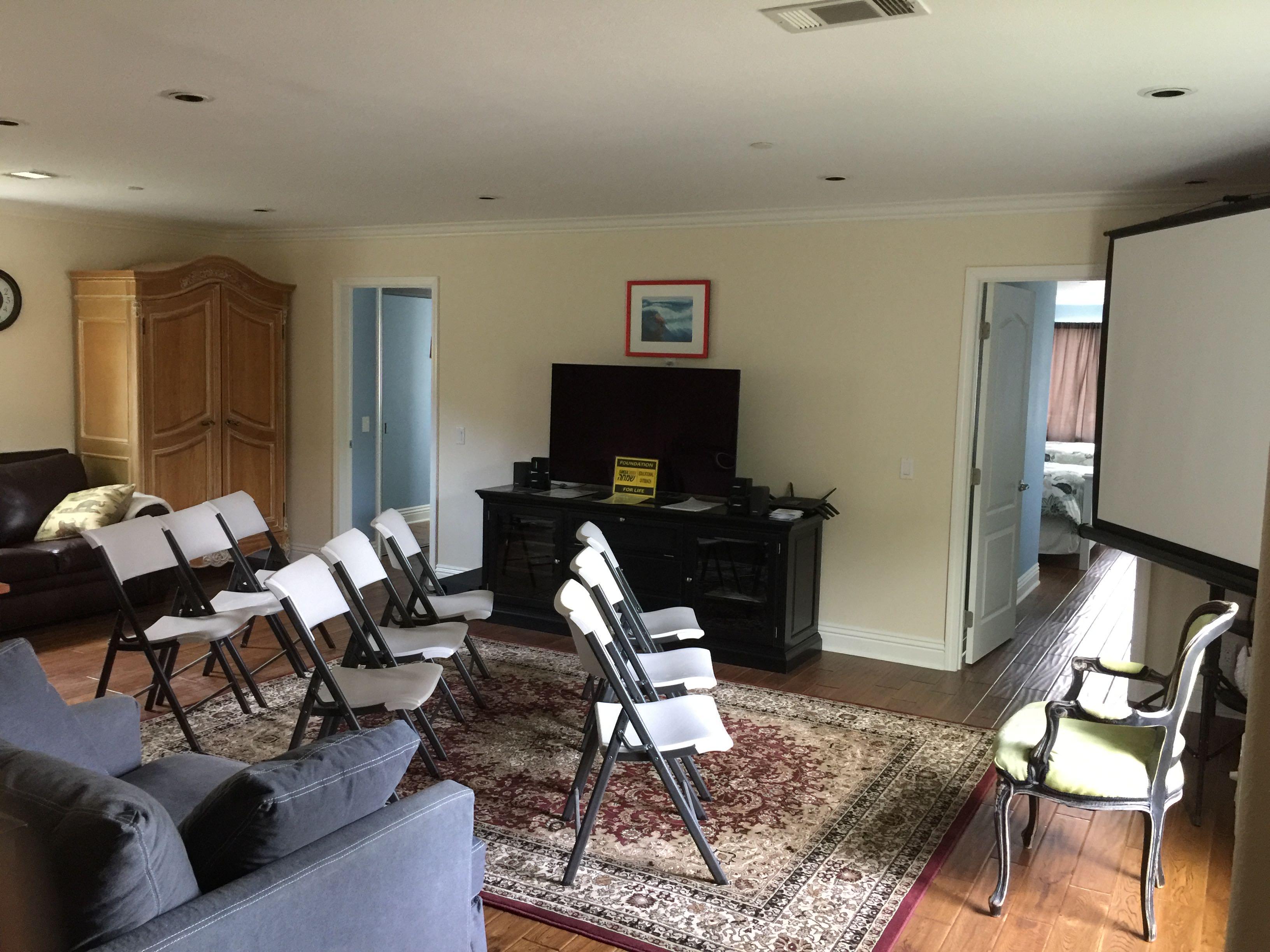 Lecture area