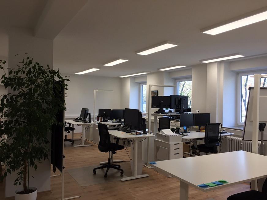 Bürobeleuchtung LED