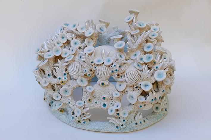 Couronne corail