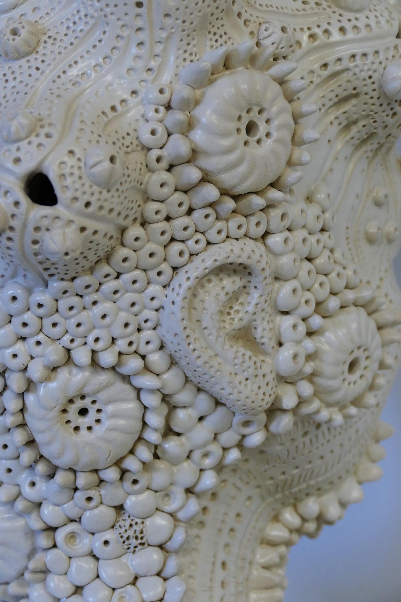 La méduse(détail)