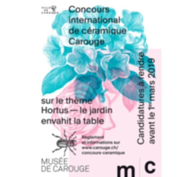 carouge-concours Hortus le jardin envahit la table le jardin enchantémurielpersilporcelaine sculpture,art