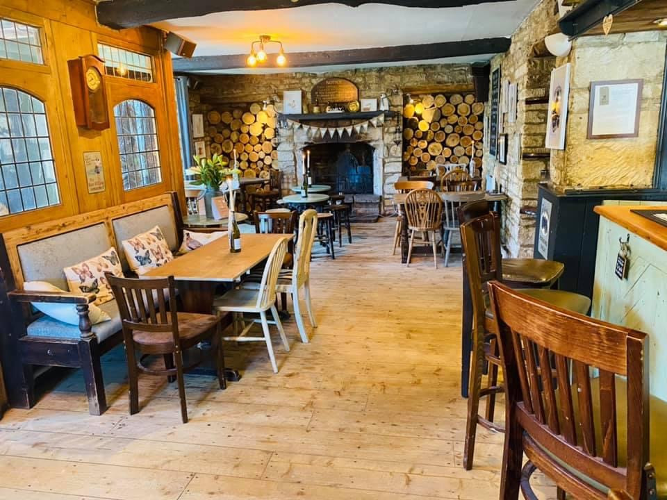 Rose and Crown restaurant