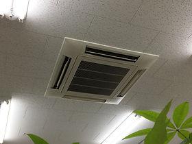 オフィスの空調