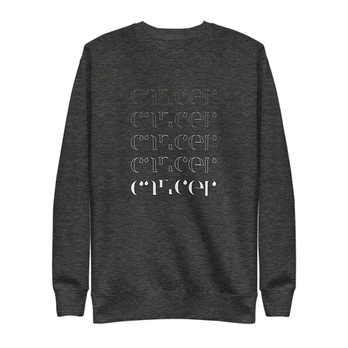 Cancer Sweater