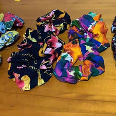 Scrunchies Regular Size £3 each